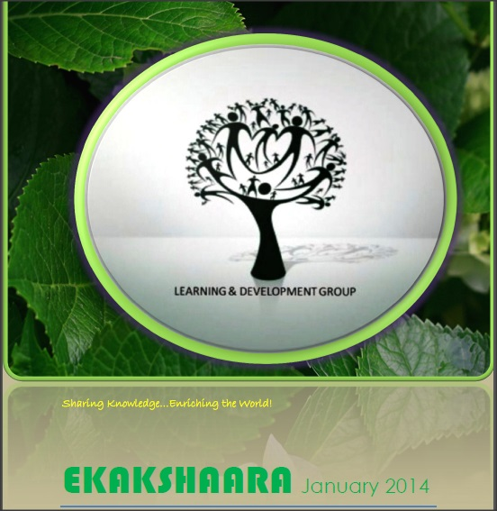 Ekaakshara – Vol 5 – January 2014