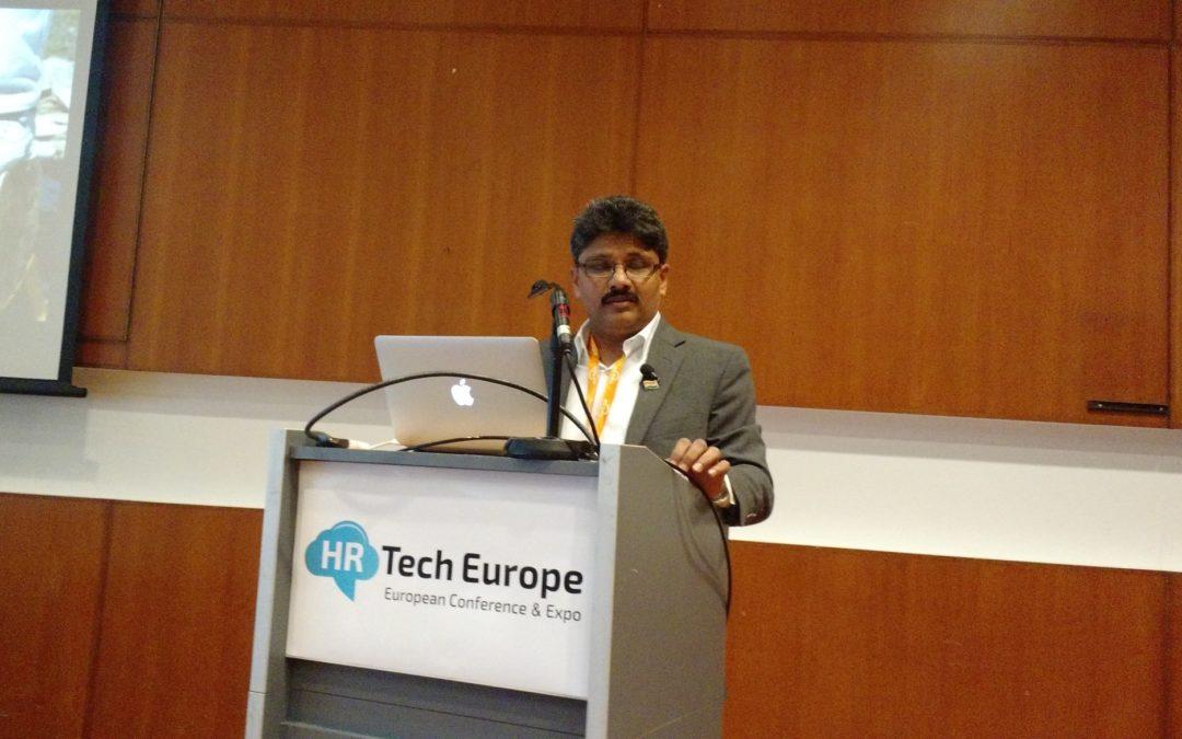 HR Tech Europe – October 2014
