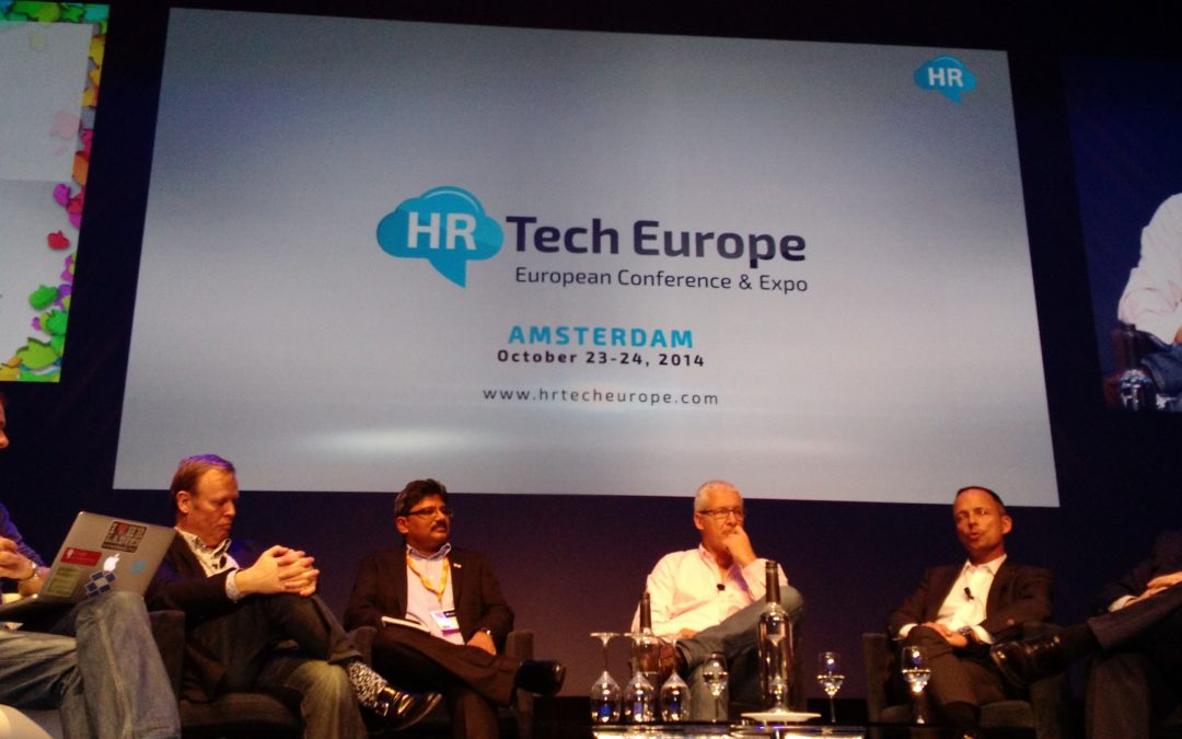 HR Tech Europe – October 2014