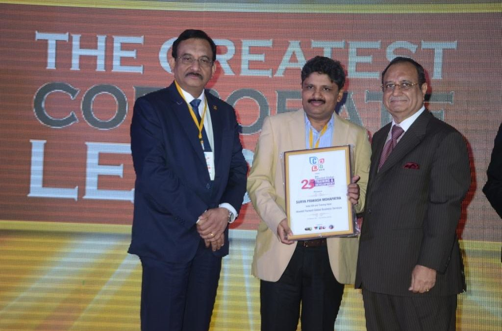 25th Most Talented Global Training and Development Leaders Award